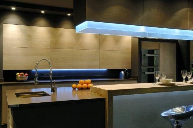 R novation am nagement appartement cuisine for Plafond de cuisine